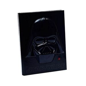 Disney Star Wars Darth Vader Notebook (2. Choice) Giochi Preziosi 70001111