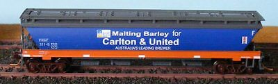 VHGF Advertising Carlton United Brewery