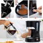 thumbnail 3 - Geepas 1000W Filter Coffee Machine, 1.5L   Coffee Maker for Instant Coffee, &  