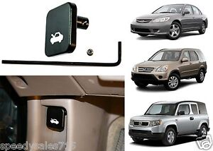 Hood Latch Release Cable Repair Kit For Honda Civic CRV Element New Free Ship | eBay