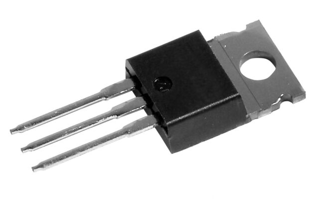 10 x UF740L N-CHANNEL LOGIC LEVEL ENHANCEMENT MODE TO-220F 400V 10A