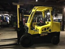 2018 Hyster 15500 Lb Forklift With Side Shift And 2 Stage Mast