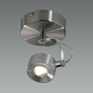 HEITRONIC-LED-Deckenleuchte-TECHNO-1-flammig-Deckenspot-Deckenlampe-NEU