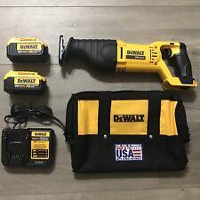 DCS381 DEWALT 20v Max 20 Volt Cordless Reciprocating Saw Sawzall