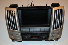 2006-2009 Lexus RX 330 350 RX350 GPS NAV Navigation Radio Stereo Climate Control