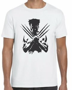Wolverine-Adults-T-Shirt-X-Men-Inspired-Men-Ladies-Top-Tee-Sizes-S-XXL