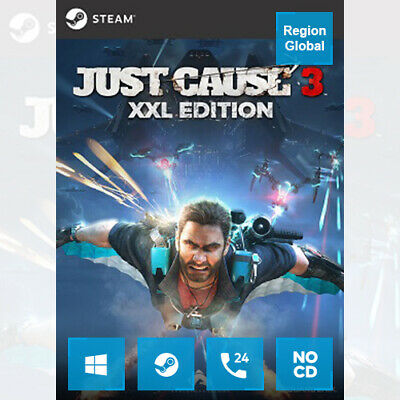 just cause 3 steam key free