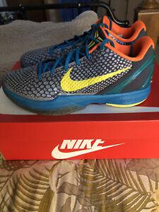 Nike Zoom Kobe 6 VI HELICOPTER Glass