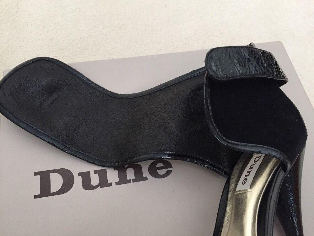 BNWB NERO Scarpe POLSINO Scarpe NERO da Dune-/EUR 39 310a58