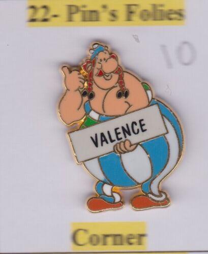 Pin/'s Corner rare BD Obelix valence stop Asterix