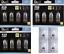 G9 Diall 4x 19W30W46W Halogen Clear Capsule Light Bulbs Dimmable Lumens 240V UK.