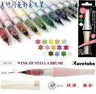ZIG Kuretake Brush Pen Wink of Stella Glitter Paintbrush DIY Japan