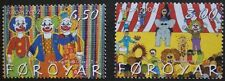 Europa, Circus, winning designs in children's painting competition stamps, MNH