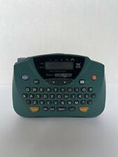 Brother Green Pt 65 P Touch Home And Hobby Label Maker Portable Handheld No Tape