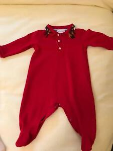 GUCCI BABY GROW