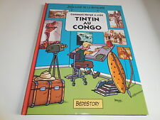 EO COMMENT HERGE A CREE TINTIN AU CONGO/ TBE
