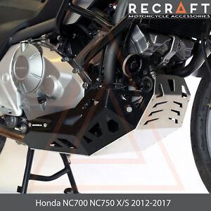 Honda-NC700-NC750-X-S-2012-2018-Engine-Guard-Skid-Plate-with-Sliders-ver-2