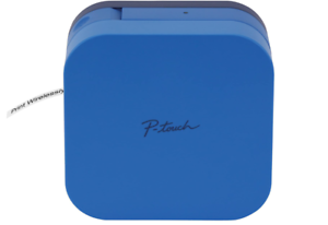 Brother P-touch CUBE, Smartphone dedicated label maker, Bluetooth, PT-P300BTBU