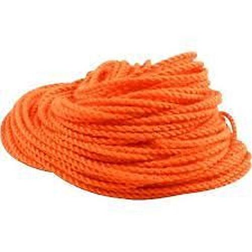NEW 10 Duncan YoYo Yo YoReplacement Strings 100/% Polyester Orange Colour