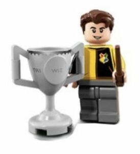 NEW-LEGO-CEDRIC-DIGGORY-minifigure-HARRY-POTTER-SERIES-complete-wand-cup