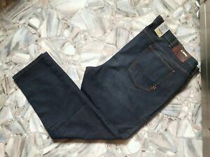 Logisch Madison ~camel Active~ Herren Stretch Jeans ~ Übergröße ~ Blau W54 L32 Neu Herrenmode Jeans