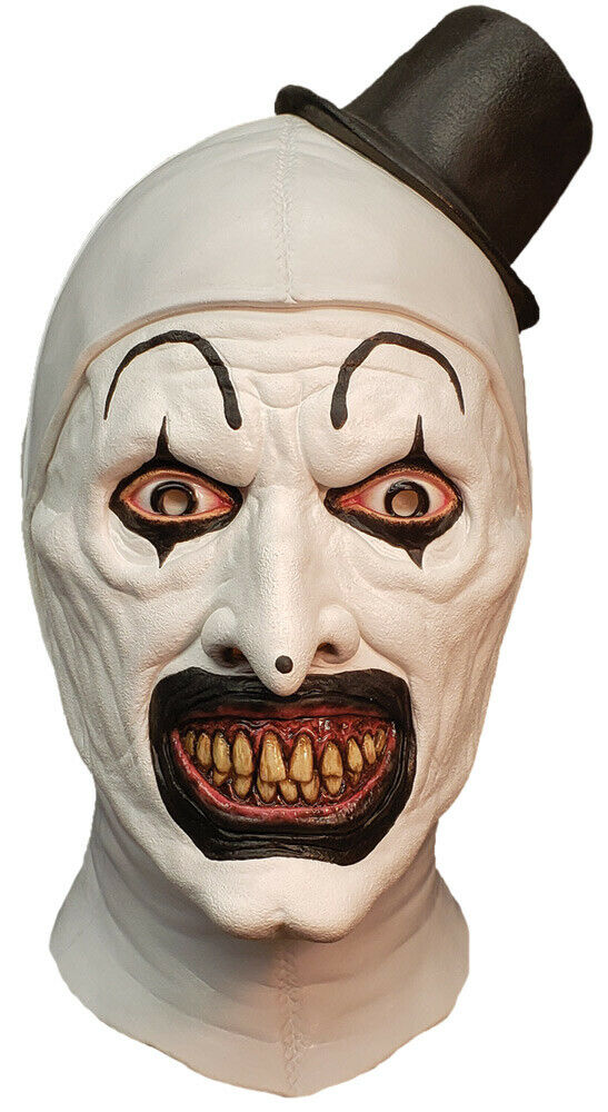 Art the Clown Artistic Tribute Terrifier 8x10 Art Print