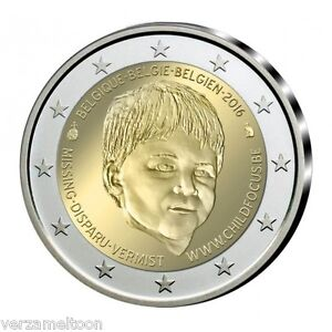BELGIE-SPECIALE-2-EURO-2016-CHILD-FOCUS