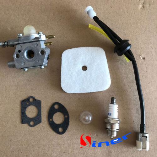 Carburetor F Echo PE-2400 SRM-2410 SRM-2450 PP1250 PP1260 Trimmer Walbro WT-424