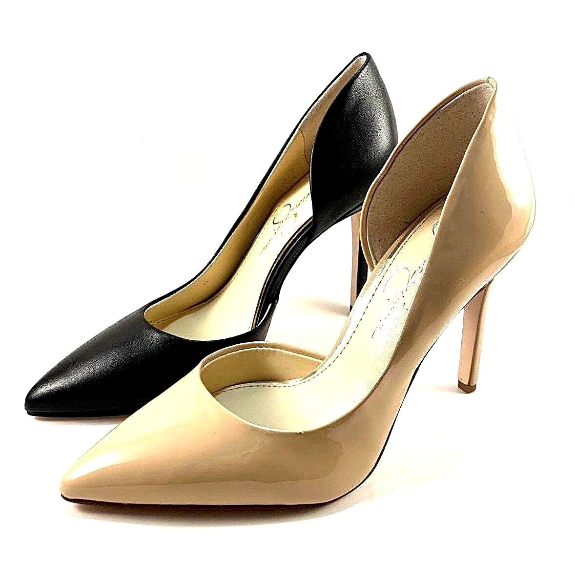 Jessica Simpson Paryn D'orsay Pointy Stiletto High Heel Pumps Choose Sz color