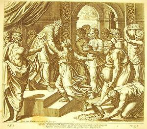 Salomon-Meets-The-Queen-Saba-Ethiopia-La-Bible-No-Chaperon-1649-Ap-Raphael