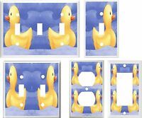 Rubber Ducky 1 Bathroom Decor Image Light Switch Cover Plate U Pick Size