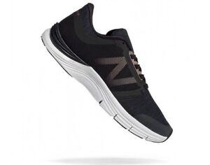 black size 4 new balance trainers