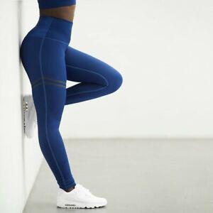 100% authentique nouvelles promotions vente chaude en ligne Détails sur Legging Sport Femme Fitness Tendance Gym Yoga Edition Limitée -  Taille S