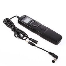 Timer Shutter Release Remote Control Cord for Nikon D810 D300 D700 D800 F6 F100