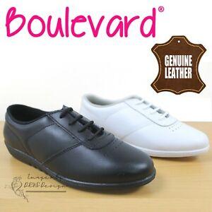 Boulevard Treble Women's Leather Smart