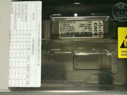 Genuinue Cisco DWDM-XFP-51.72,