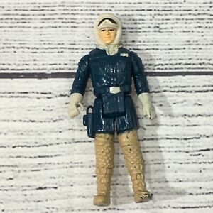 Star Wars Hoth Han Solo Action Figure 1980 Made in Hong Kong Kenner VTG