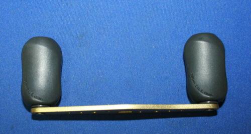 Left Hand Grip Reel Handle Shimano Gold Aluminum BNT3567 Bin 446