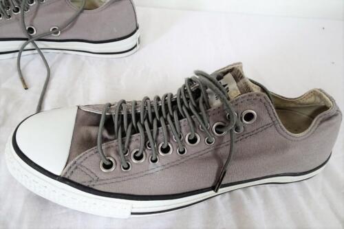 cordones lona All Zapatos altura eur con Y Gris Uk 110827 463 poca 7 5 de de 41 Star Converse f0XFwxn