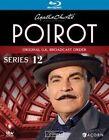 Agatha Christie's Poirot Series 12 Region 1 Blu-ray