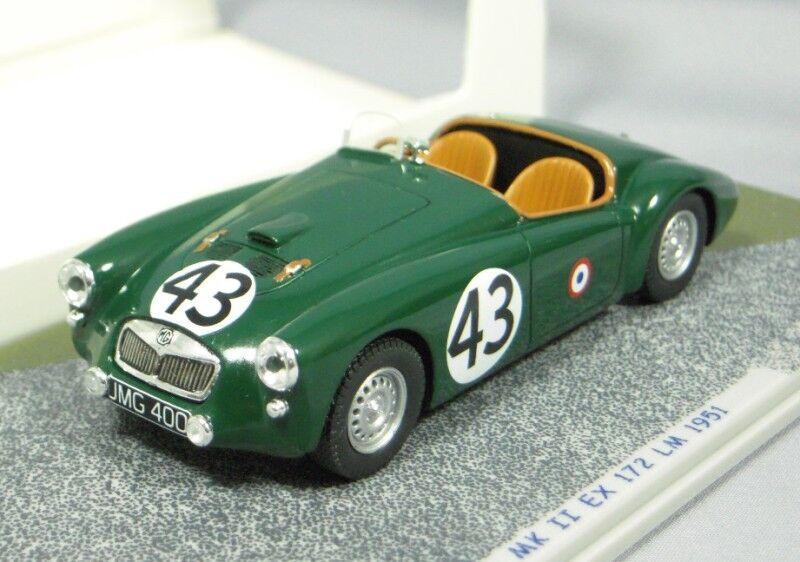 1 43 MG de un extraño Mk.2 EX172 Le Mans 1951 de Japón