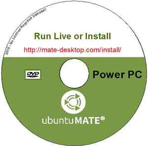 Details about Ubuntu MATE 16 04 Live or Install Linux O/S for MAC Power PC  IBM-PPC LibreOffice
