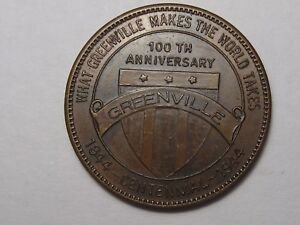 Trade-Token-Greenville-Centennial-From-1844-to-1944-G-F-25-73