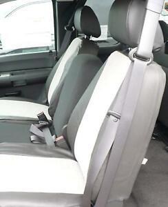 Peachy Details About 2007 2013 Chevy Silverado Suburban Tahoe Lt Avalanche Seat Covers Gray Dark Gray Caraccident5 Cool Chair Designs And Ideas Caraccident5Info
