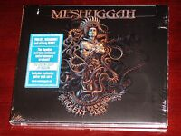 Meshuggah The Violent Sleep Of Reason Cd + Guitar Pick Card + Signed Poster