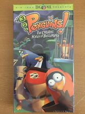 3-2-1 Penguins The Cheating Scales of Bullamanka Episode 2 VHS NEW SEALED
