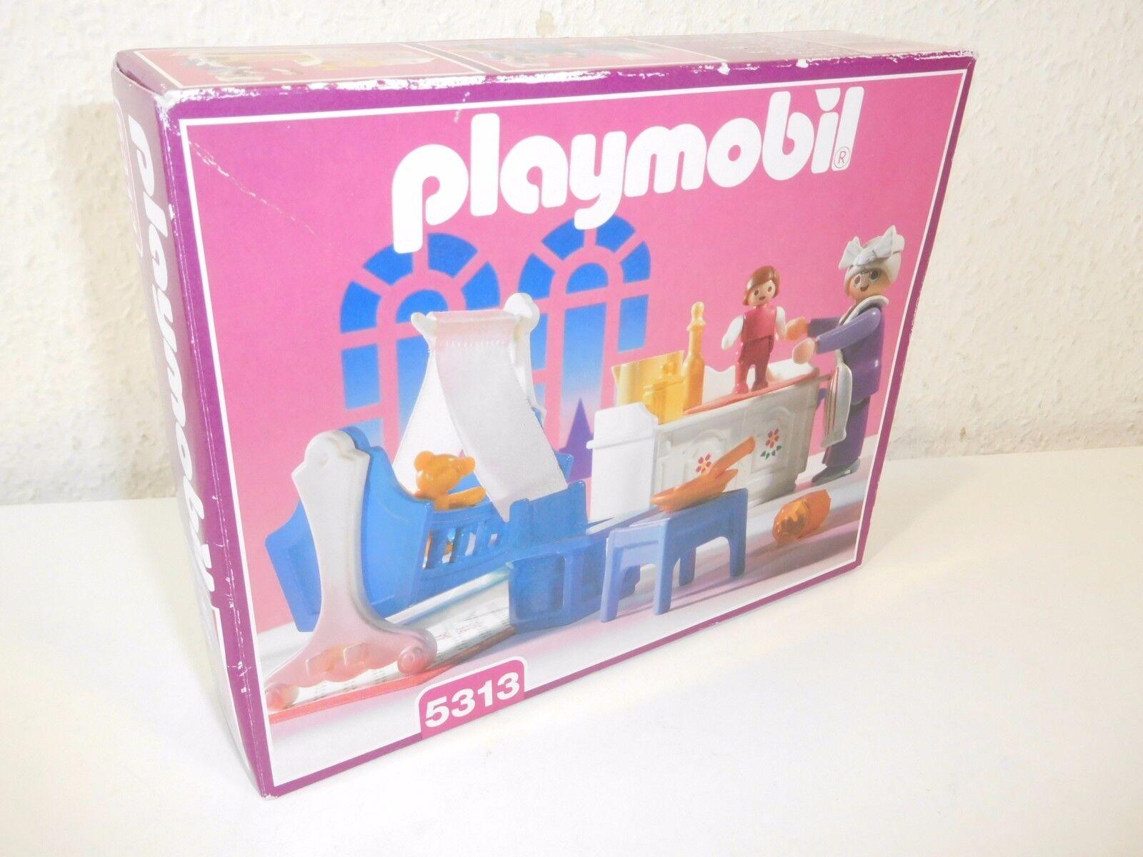 Babyroom 5313 new neu misb  for 5300 dollhouse Playmobil