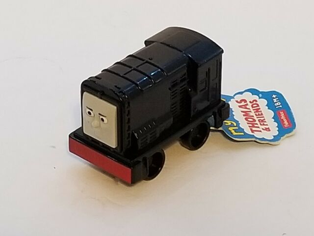 Thomas /& Friends Fisher-Price My First Push Along Diesel Engine