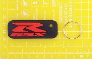 Suzuki-GSXR-plastic-keyring-Keychain-Porte-Cles-keyholder-motorcycle