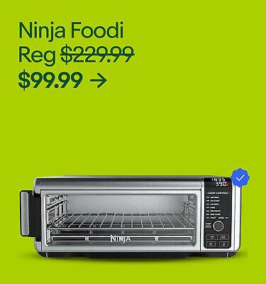 Ninja Foodi Reg $229.99 $99.99